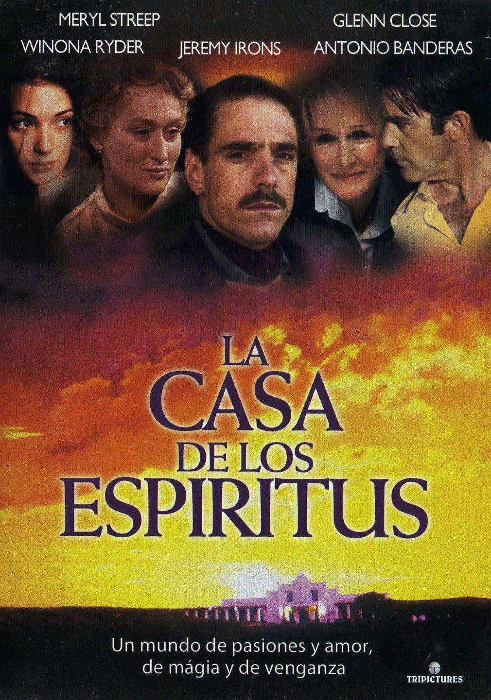 La casa de los esp ritus elcriticoabulico - Casa de los espiritus alegres ...