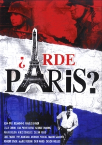 Arde París