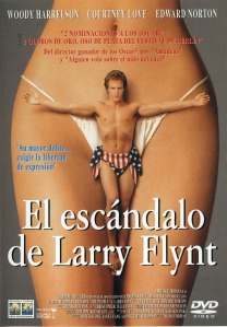 El escándalo de Larry Flynt