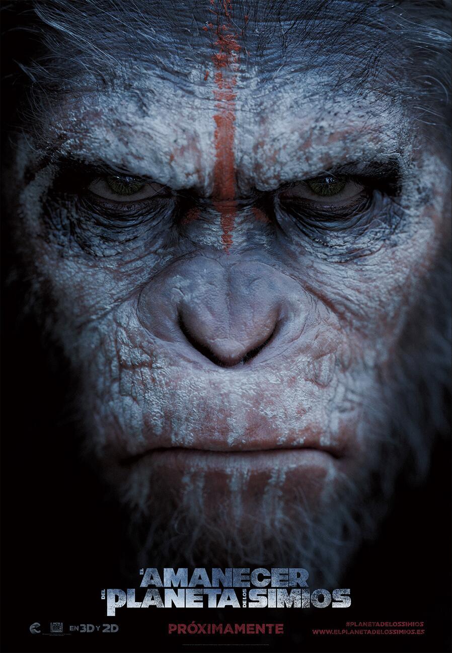 el amanecer del planeta de los simios El amanecer del Planeta de los Simios [2014] [Ts Hd] [Latino]