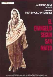 Resultat d'imatges de el evangelio segun san mateo pasolini