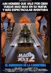 Mad Max, el guerrero de la carretera