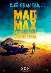 Mad Max. Furia en la carretera