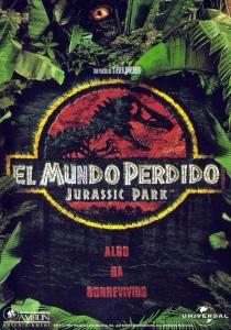 El mundo perdido. Jurassic Park