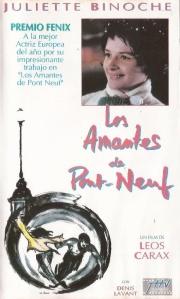 Los amantes de Pont-Neuf