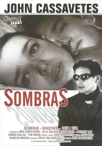 Resultado de imagen para Sombras = Shadows portada cassavete portada