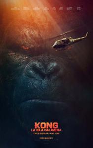 Kong, la Isla Calavera